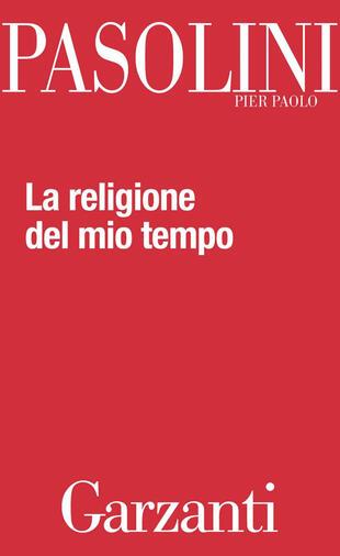 copertina La religione del mio tempo