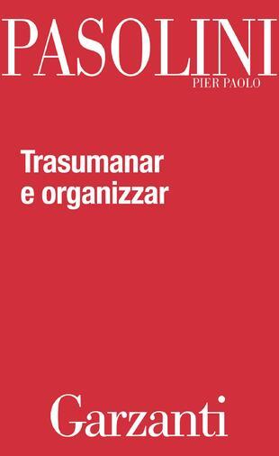 copertina Trasumanar e organizzar