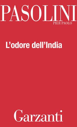 copertina L'odore dell'India