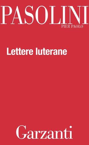 copertina Lettere luterane