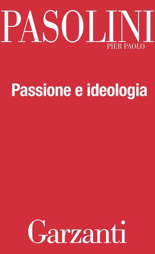 copertina Passione e ideologia