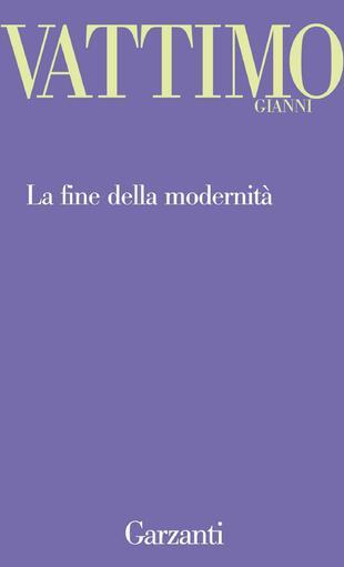 copertina La fine della modernità