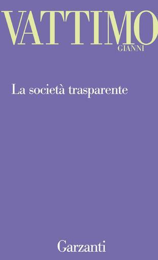 copertina La società trasparente