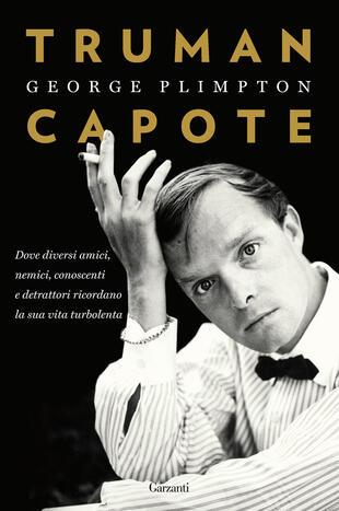 copertina Truman Capote