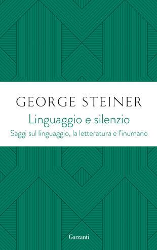 copertina Linguaggio e silenzio