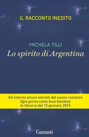 copertina Lo spirito di Argentina