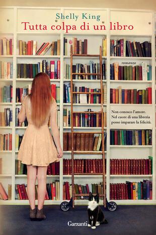 copertina Tutta colpa di un libro