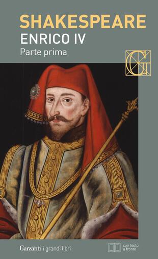copertina Enrico IV parte prima. Con testo a fronte