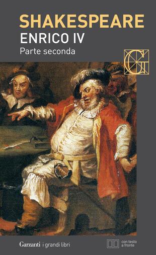 copertina Enrico IV parte seconda. Con testo a fronte