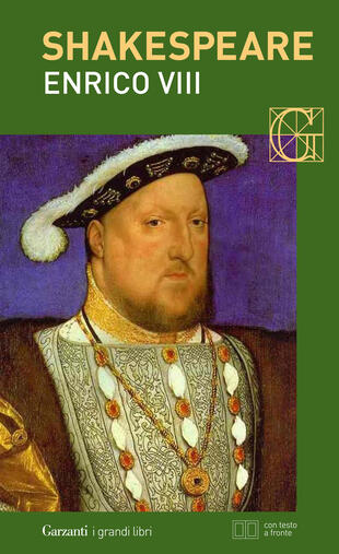 copertina Enrico VIII. Con testo a fronte