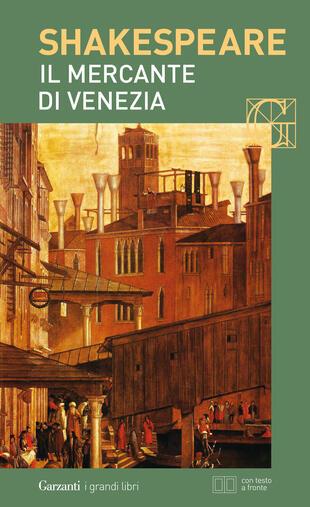 copertina Il mercante di Venezia. Con testo a fronte