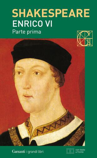 copertina Enrico VI parte prima. Con testo a fronte