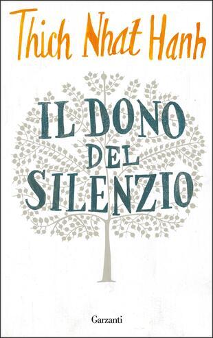 copertina Il dono del silenzio
