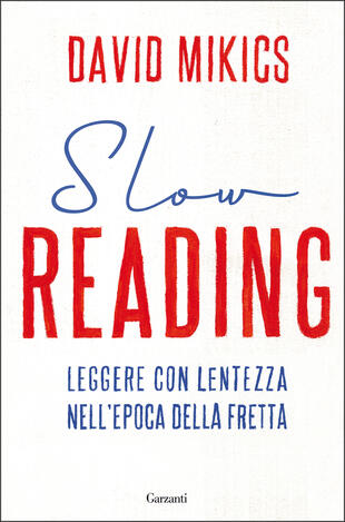 copertina Slow reading