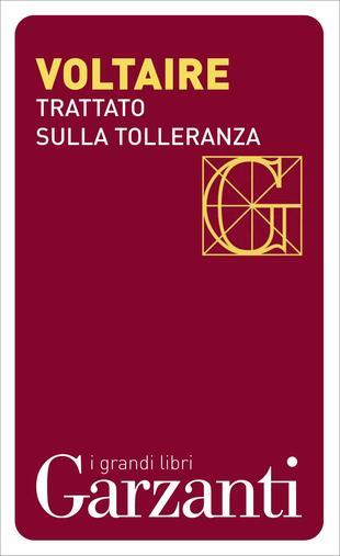 copertina Trattato sulla tolleranza