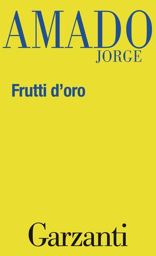 copertina Frutti d'oro