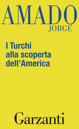 copertina I Turchi alla scoperta dell'America