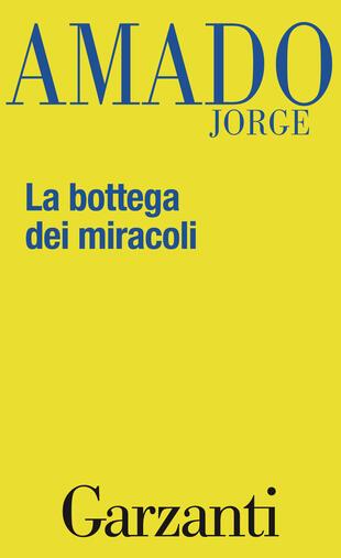 copertina La bottega dei miracoli