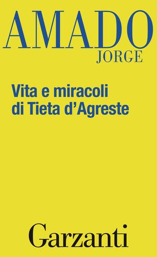 copertina Vita e miracoli di Tieta d'Agreste
