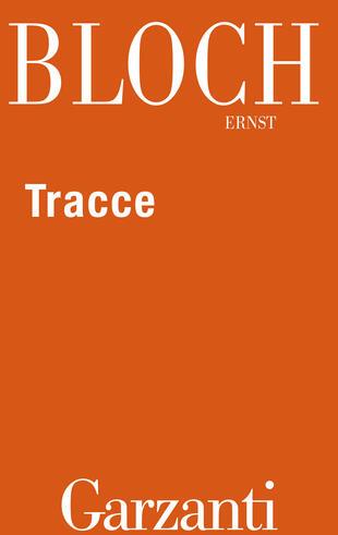 copertina Tracce