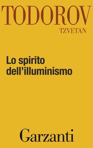 copertina Lo spirito dell'illuminismo