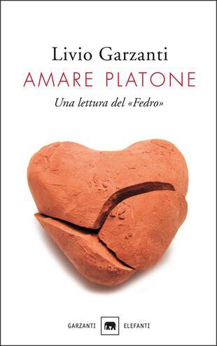 copertina Amare Platone