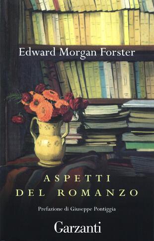 copertina Aspetti del romanzo