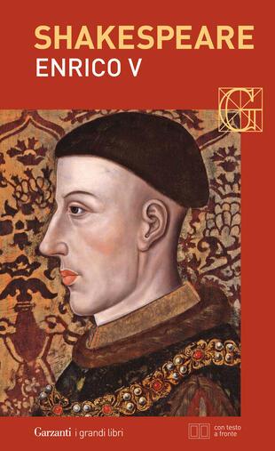 copertina Enrico V. Con testo a fronte