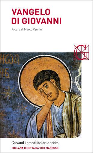 copertina Vangelo di Giovanni