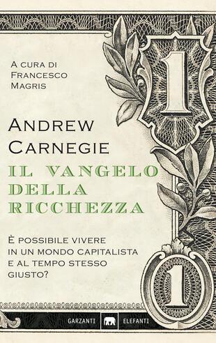copertina Il Vangelo della ricchezza