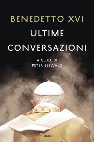 copertina Ultime conversazioni