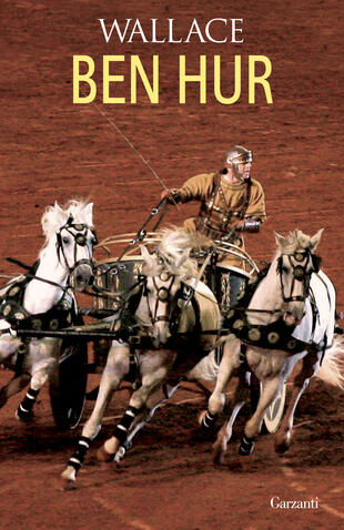 copertina Ben Hur