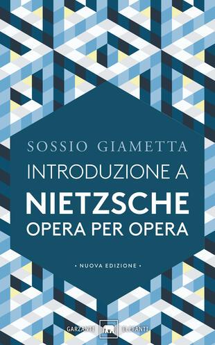 copertina Introduzione a Nietsche opera per opera