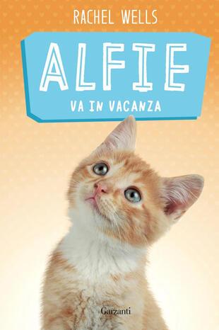 copertina Alfie va in vacanza
