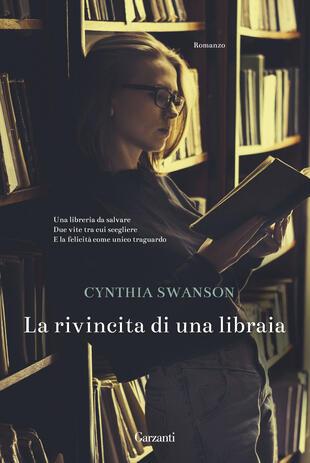 copertina La rivincita di una libraia