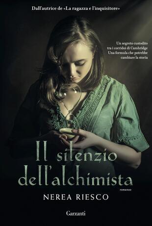 copertina Il silenzio dell'alchimista