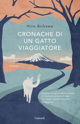 copertina Cronache di un gatto viaggiatore