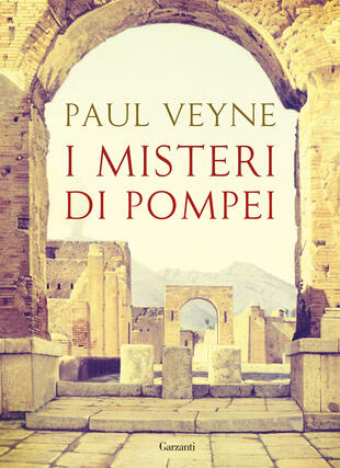 copertina I misteri di Pompei