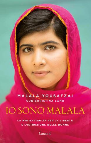 copertina Io sono Malala