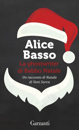 copertina La ghostwriter di Babbo Natale