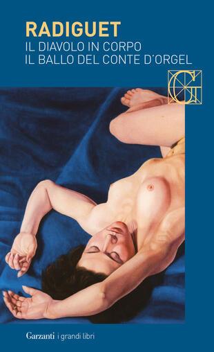 copertina Il diavolo in corpo – Il ballo del conte d'Orgel