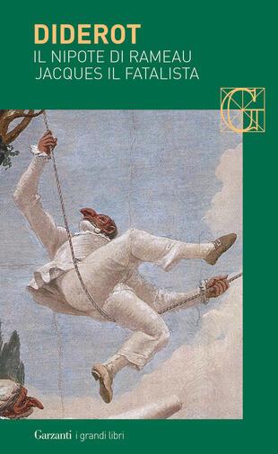 copertina Il nipote di Rameau - Jacques il fatalista