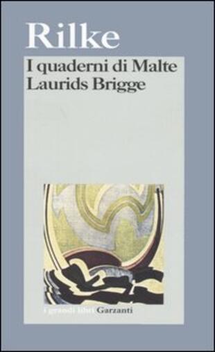 copertina I QUADERNI DI MALTE LAURITS BRIGGE