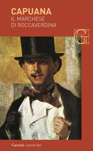 copertina Il marchese di Roccaverdina