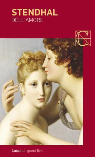 copertina Dell'amore