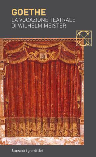 copertina La vocazione teatrale di Wilhelm Meister