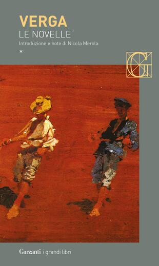 copertina Le novelle - Volume 1