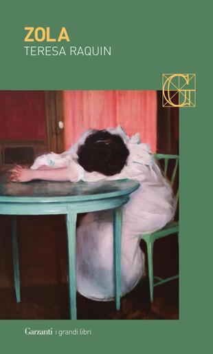 copertina Teresa Raquin