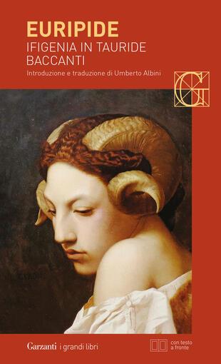 copertina Ifigenia in Tauride - Baccanti