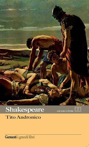 copertina Tito Andronico